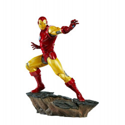 IRON MAN AVENGERS ASSEMBLE MARVEL 1/5 COLLECTIBLE STATUE