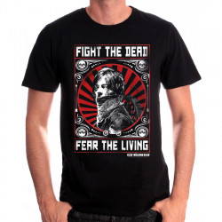 DARYL FIGHT THE DEAD T-SHIRT SMALL SIZE THE WALKING DEAD