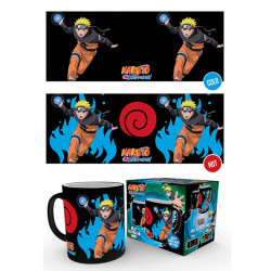 NARUTO SHIPPUDEN HEAT CHANGE BOXED MUG