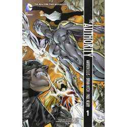 AUTHORITY VOL.1 HC