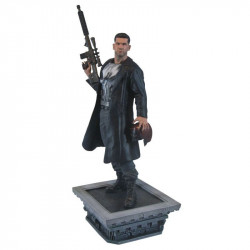 PUNISHER NETFLIX SHOW MARVEL GALLERY PVC STATUE