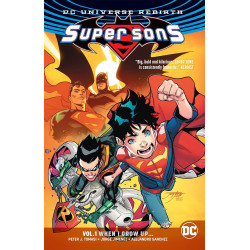 SUPER SONS VOL.1 WHEN I GROW UP