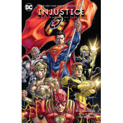INJUSTICE GODS AMOG US YEAR 5 VOL.3 SC