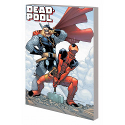 DEADPOOL CLASSIC VOL.13 DEADPOOL TEAM-UP