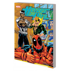 LUKE CAGE IRON FIST AND THE HEROES FOR HIRE VOL.2