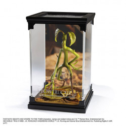 BOWTRUCKLE FANTASTIC BEASTS AND WHERE TO FIND THEM MAGICAL CREATURES STATUE