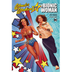 WONDER WOMAN 77 MEETS THE BIONIC WOMAN