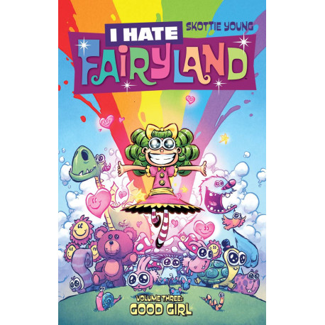 I HATE FAIRYLAND VOL.3 GOOD GIRL