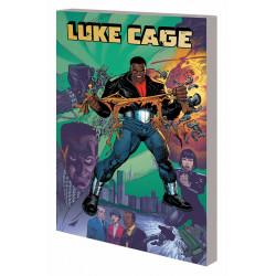 LUKE CAGE VOL.1 SECOND CHANCES