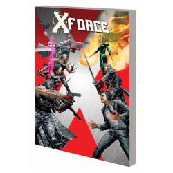 X-FORCE VOL.2 HIDE FEAR