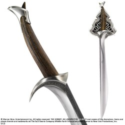 THE HOBBIT ORCRIST SWORD REPLICA