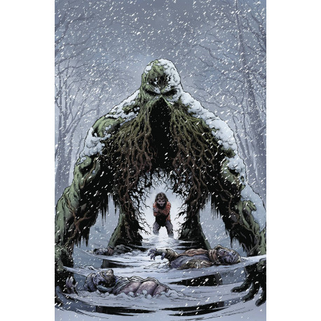 SWAMP THING WINTER SPECIAL 1