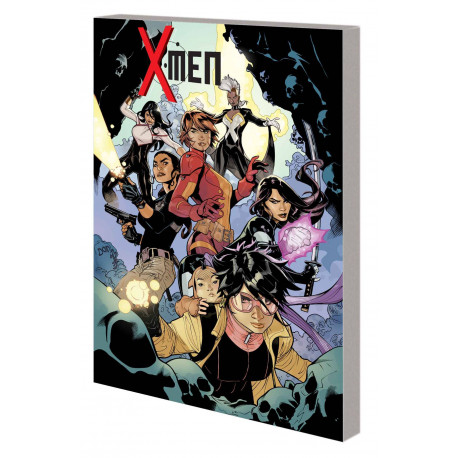 X-MEN VOL.2 MUERTAS