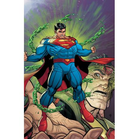 SUPERMAN ACTION COMICS DLX ED MR OZ HC REBIRTH