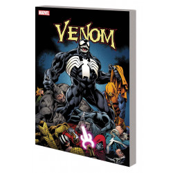VENOM TP VOL 3 LETHAL PROTECTOR BLOOD IN THE WATER