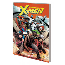 ASTONISHING X-MEN TP VOL 1 LIFE OF X