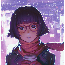 MOMENTARY THE ART OF ILYA KUVSHINOV /ANGLAIS/JAPONAIS