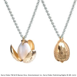 HARRY POTTER - GOLDEN EGG - NECKLACE REPLICA