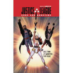 JUSTICE LEAGUE GODS AND MONSTERS SC