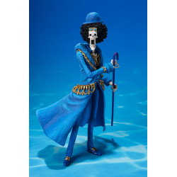 BROOK ONE PIECE 20TH ANNIVERSARY VERSION FIGUARTS ZERO FIGURE