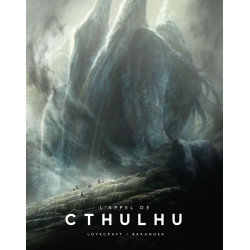 L'APPEL DE CTHULHU ILLUSTRE