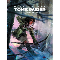 RISE OF THE TOMB RAIDER OFFICIAL ART BOOK