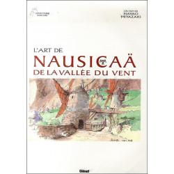 L'ART DE NAUSICAA DE LA VALLEE DU VENT