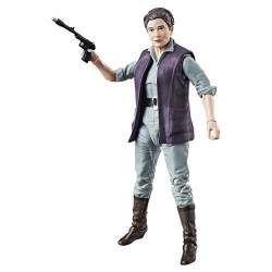 GENERAL LEIA ORGANA STAR WARS THE BLACK SERIES WAVE 8 ACTION FIGURE