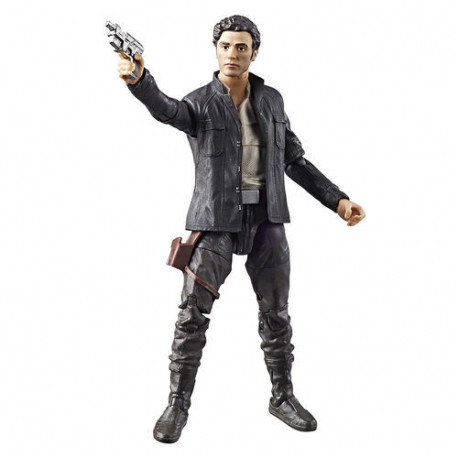 CAPTAIN POE DAMERON STAR WARS THE BLACK SERIES WAVE 8 ACTION FIGURE