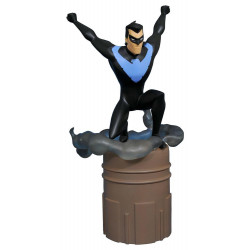 NIGHTWING BATMAN THE NEW ADVENTURES GALLERY PVC FIGURE