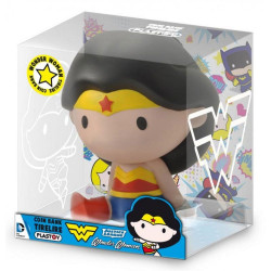 CHIBI WONDER WOMAN BANK PVC FIGURE