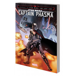 JOURNEY TO STAR WARS LAST JEDI CAPTAIN PHASMA