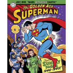 SUPERMAN GOLDEN AGE SUNDAYS 1946-1949 HC