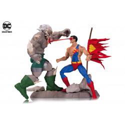 SUPERMAN VS DOOMSDAY DC COMICS ICONS 2 PACK ACTION FIGURE