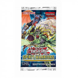 L'ESPRIT DES GUERRIERS YU GI OH! BOOSTER PACK