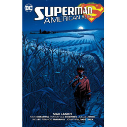 SUPERMAN AMERICAN ALIEN SC