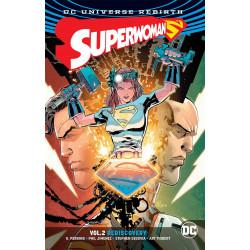 SUPERWOMAN VOL.2 REDISCOVERY
