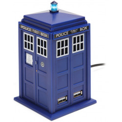 TARDIS DOCTOR WHO USB HUB