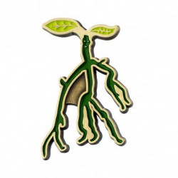 BOWTRUCKLE PICKETT FANTASTIC BEASTS PIN BADGE