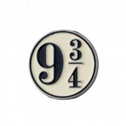 PLATFORM 9 3/4 HARRY POTTER PIN BADGE