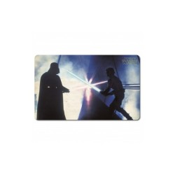 STAR WARS THE EMPIRE STRIKE BACK DARTH VADER VS LUKE BREAKFRAST BOARD