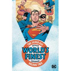 BATMAN SUPERMAN IN WORLDS FINEST THE SILVER AGE VOL 2