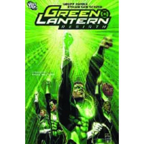 GREEN LANTERN REBIRTH TP NEW EDITION