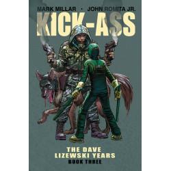 KICK-ASS DAVE LIZEWSKI YEARS TP VOL 3