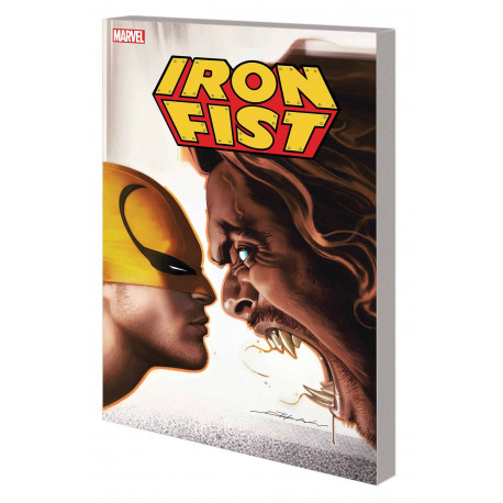 IRON FIST TP VOL 2 SABRETOOTH ROUND TWO
