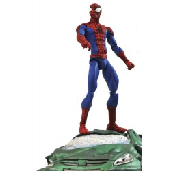 MARVEL SELECT - SPIDER-MAN - ACTION FIGURE