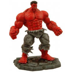 MARVEL SELECT - RED HULK - ACTION FIGURE