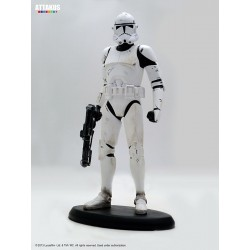 STAR WARS ELITE COLLECTION - CLONE TROOPER - STATUE