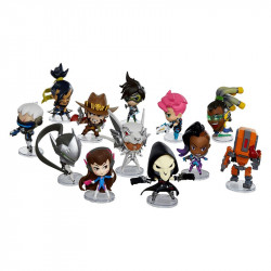 OVERWATCH CUTE BUT DEADLY SERIES 3 ONE BLIND BOX VYNIL FIGURE