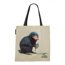 NIFFLER FANTASTIC BEASTS TOTE BAG